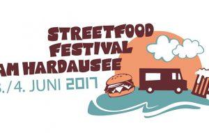 Bild: Streetfood Festival am Hardausee